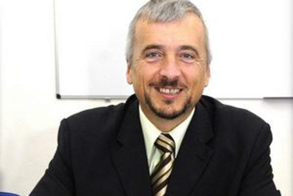 Ivan Zich. Jeho dni na šéfovskej stoličke v TEKO by podľa koaličných politikov mali byť spočítané.