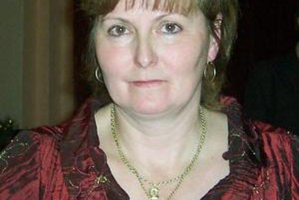 Starostka Poľova Mária Birošová.