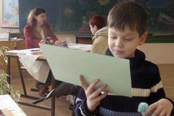 Najväčší záujem majú o spoluprácu so školou rodičia menších detí.