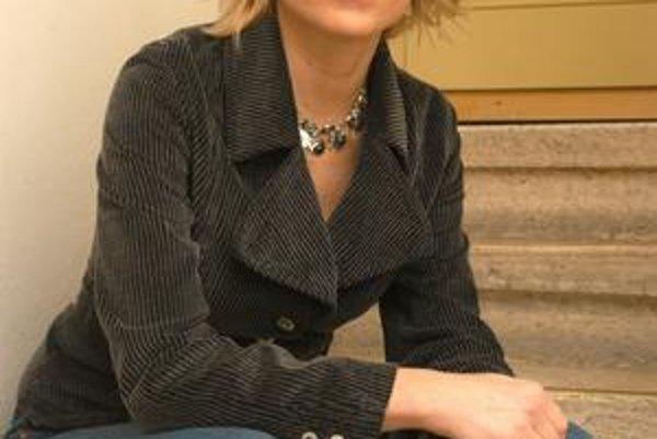 Česká speváčka a herečka Leona Machálková.