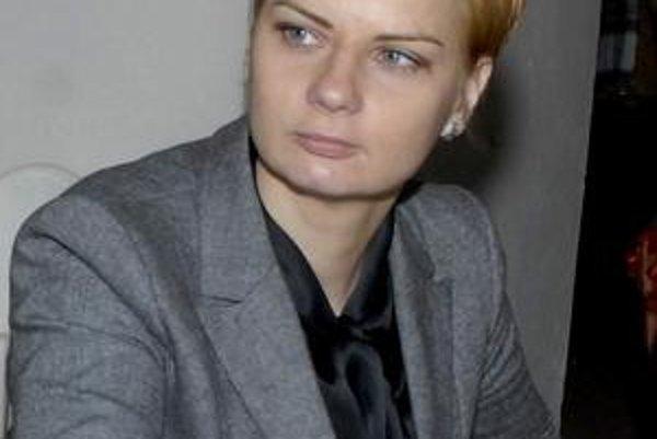 Alena Vachnová z tímu EHMK. Do projektu EHMK chce zapojiť prešovský región.