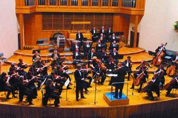 Štátnej filharmónii sa uplynulá sezóna vydarila.