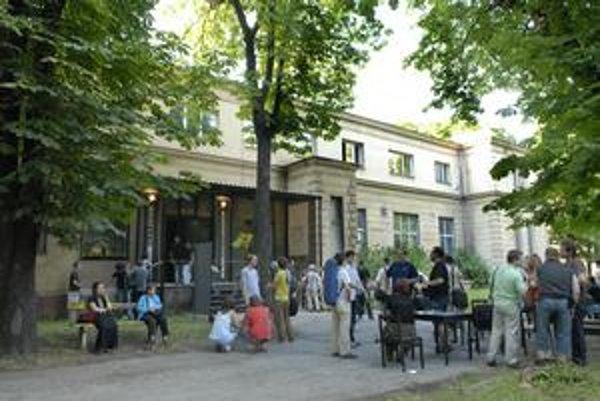 Druhý pokus. Prvýkrát sa Kulturpark otvoril pred rokom, no už po štyroch mesiacoch dostali nájomcovia výpoveď.
