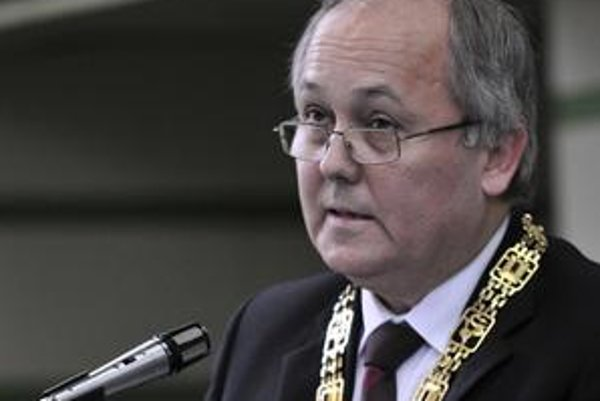Rektor UVL Emil Pilipčinec