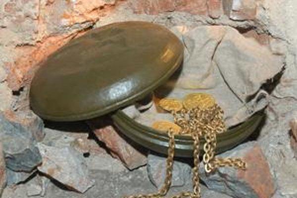 Vzbudí obdiv v Prahe. Košický zlatý poklad tam bude kompletne vystavený prvýkrát.