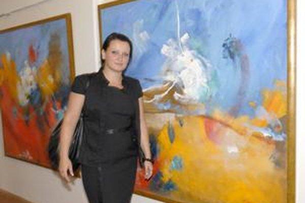 Tvorbu Zuzany Uhrinovej Hegyessyovej nájdete v Galérii KOS.