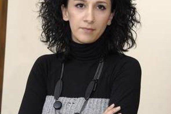 Zora Jaurová divadelná dramatička, kritička a prekladateľka, šéfka tímu Košice EHMK 2013.
