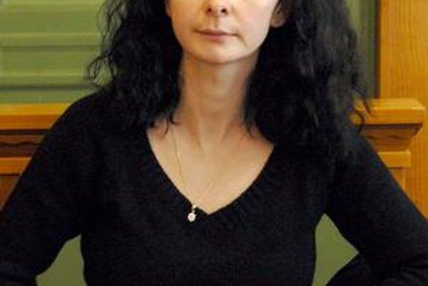Hana Kolbašská je hlavnou garantkou dramaturgického plánu projektu Terra incognita.