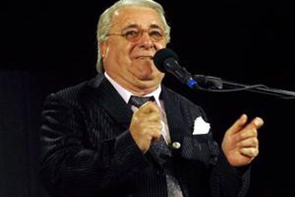 Skladateľský mág. V Košiciach zaspieval vo štvrtok mnoho svojich veľkých hitov.