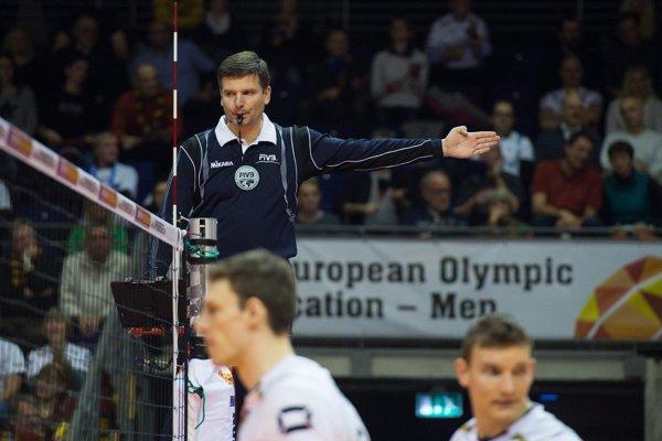 Juraj Mokrý v akcii.