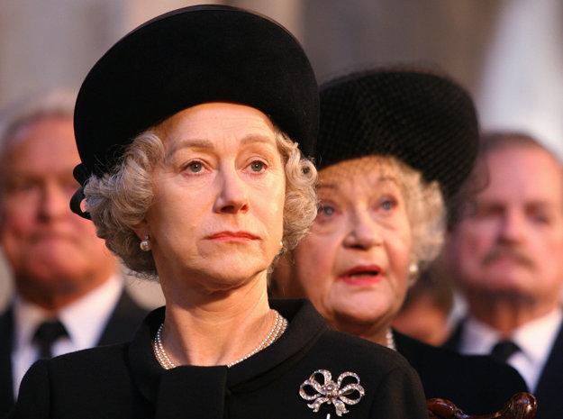 Vo filme The Queen si zahrala britskú kráľovnú Alžbetu II.