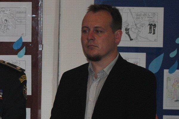 Adrián Latta. Vo funkcii riaditeľa krajského múzea skončil.