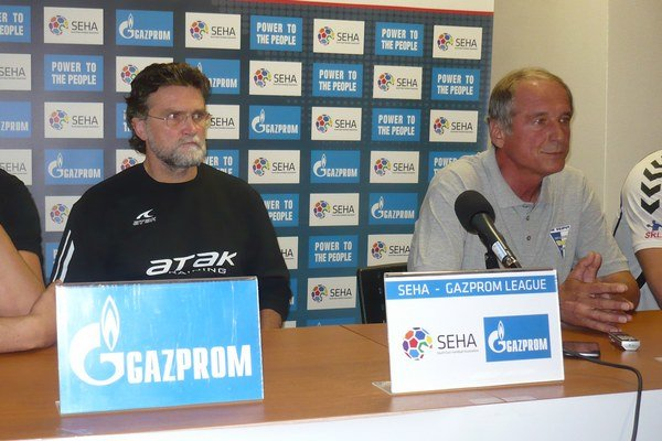 Rastislav Trtík (vľavo). Dohodol sa na predĺžení pôsobenia vTatrane.