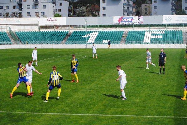 Prešovsko-košické derby gól neponúklo. Remíza bola spravodlivá.