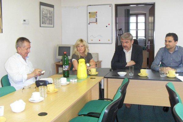 Ľavica a Lepší Prešov hovoria, že chcú prevziať viac zodpovednosti.