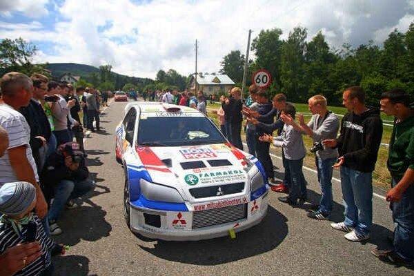 V Poľsku. Igor Drotár skončil druhý.