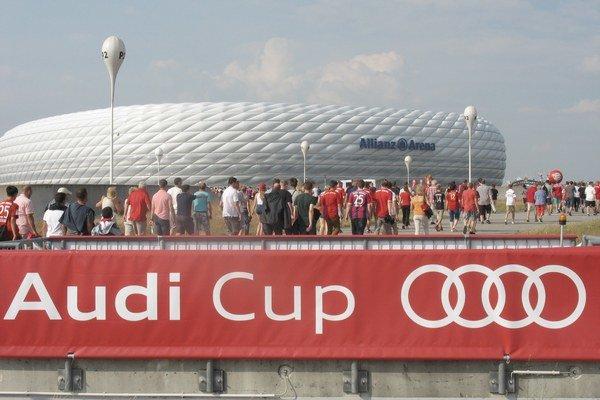 Allianz Arena.