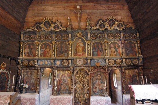 Drevené chrámy. Ich prehliadky sú súčasťou aktuálnych Dní európskeho kultúrneho dedičstva.