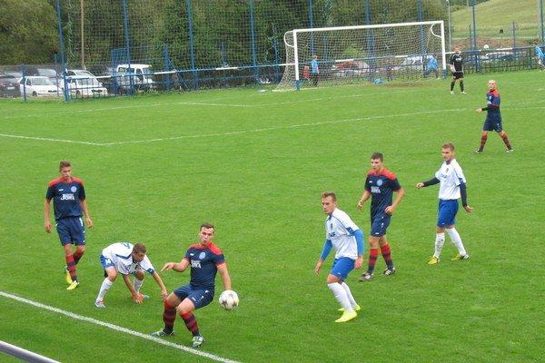 Diváci v Pušovciach gól nevideli.