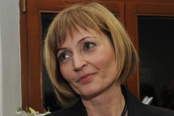 Andrea Turčanová.