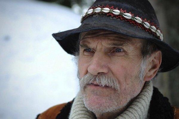 Peter Petras. Jeden z ocenených.