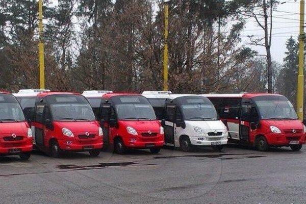 Pribudnúť by mali aj nové midibusy.