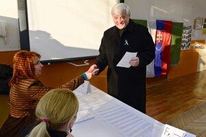 Arcibiskup prešovskej archieparchie a metropolita Gréckokatolíckej cirkvi na Slovensku Ján Babjak.