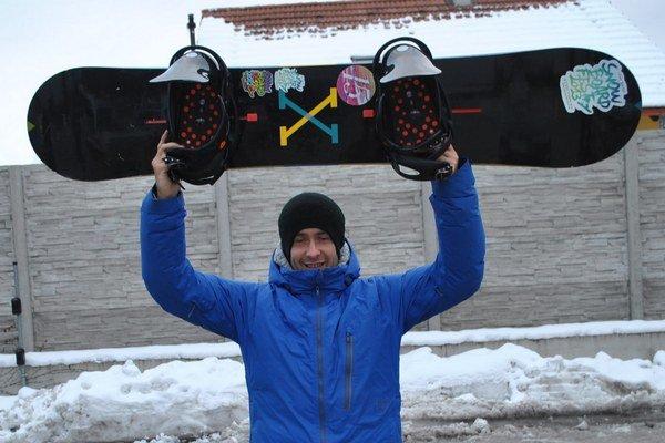 Jozef Murín začínal s malou akciou na Drienici, dnes organizuje svetové snoubordové podujatie.