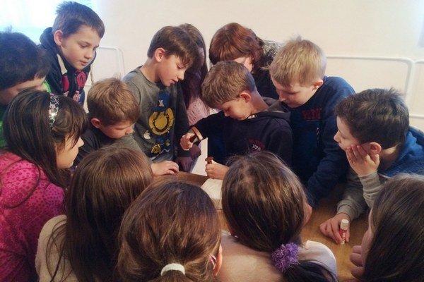 Mladí vedci spravili výpravu na Sigord.