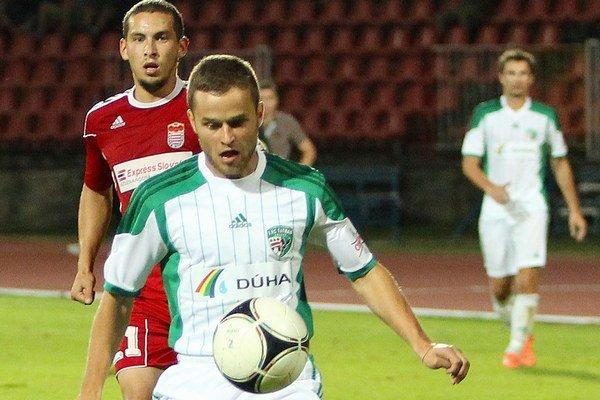 Peter Katona dal rozhodujúci gól.