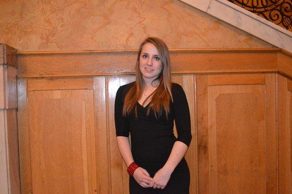 Veronika Balážová. Aj v minulom roku sa jej sypali domáce tituly.