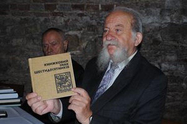 Akademik Mikuláš Mušinka.