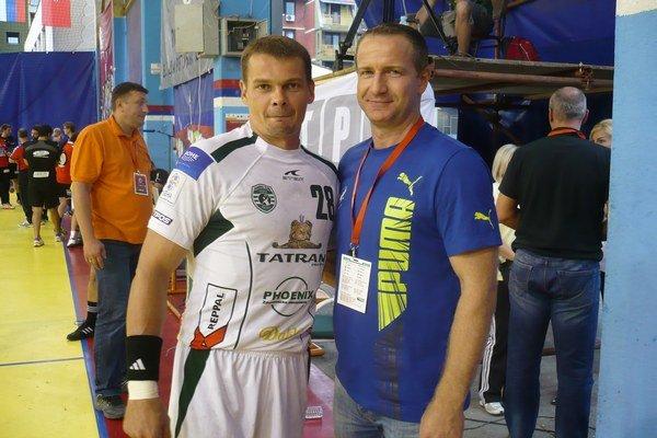 Radoslav Antl. Kapitán Tatrana (v bielom) sa vracia do zostavy.