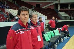 Richard Bačo. Zatiaľ nevedno, či bude kormidlovať Prešovčanov aj v budúcej sezóne.