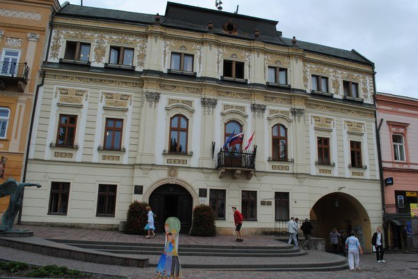 Mesto Prešov. Samospráva má podiel v niekoľkých firmách, ktoré predložili svoj účet.