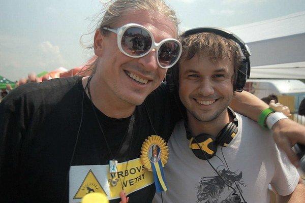 Braňo Jobus a Miro Remo natočili dokument Vrbovský veter.