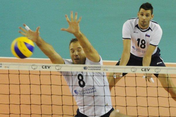 Martin Sopko (č. 8) sa do Prešova vracia po dlhých rokoch v zahraničných ligách.