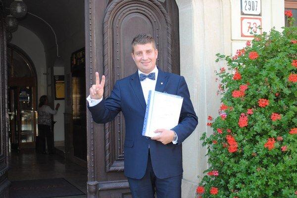 Rudolf Dupkala sľubuje zmenu prístupu k riadeniu mesta.