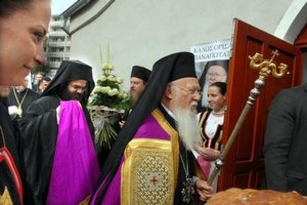 Navštívil aj Košice.