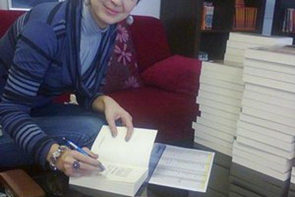 Ivana Ondriová píše jednu knihu za druhou.