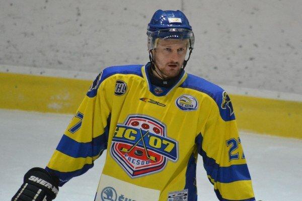 Je v príprave. Z hráčov, čo účinkovali naposledy v drese HC 07, trénuje i Ľubomír Caban.