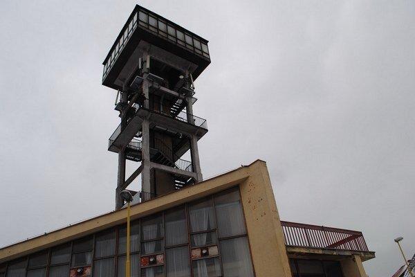 Vodárenská veža. Prešovskú dominantu majú čoskoro otvoriť.