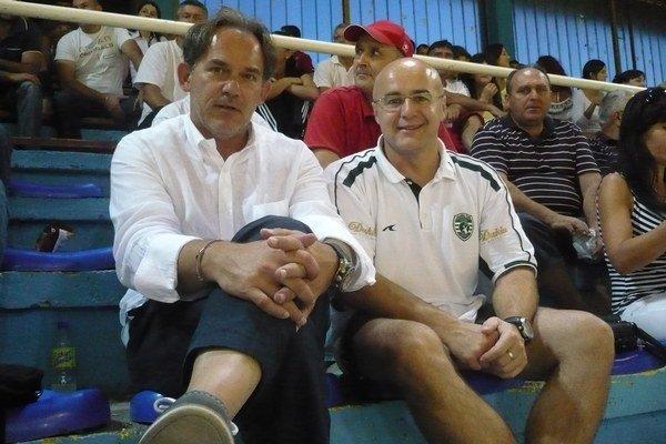 S. Ostojič a B. Benko o nadnárodnej lige rokovali v Doboji.