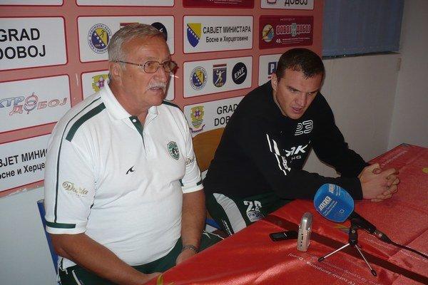 Peter Hatalčík. Aj s Balkáncami sa hodlá so svojím mužstvom pobiť o úspešné výsledky.