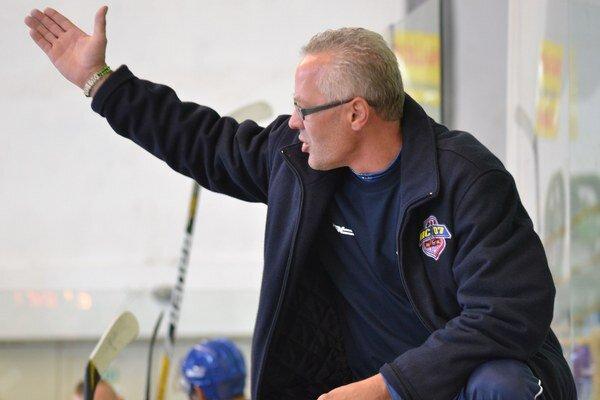 Tréner Branislav Kohutiar sa spolieha aj na súčinnosť s kapitánom.
