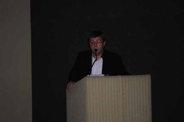 Cyril Václav. Tlieskali mu vlastní i rivali.
