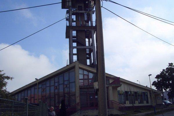 Vodárenská veža. Začiatkom novembra by mala byť sprístupnená verejnosti.