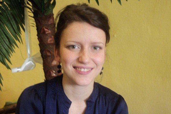 Monika Kušnírová. Mladá talentovaná autorka