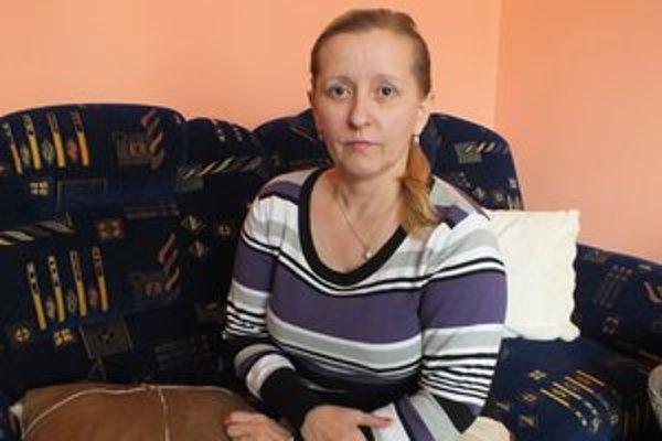 Katarína Némethová podala trestné oznámenie na mestského policajta.