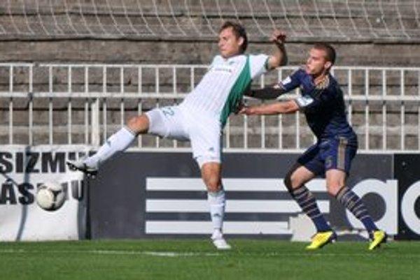 Jediný gól Prešova strelil Andrij Ševčuk.